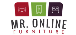 Mr Online Furniture Logo