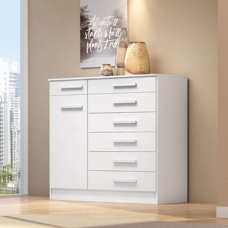 Aurora Chest Of Drawer Mr Online Furniture